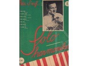Siegl Áda: Solo harmonika II