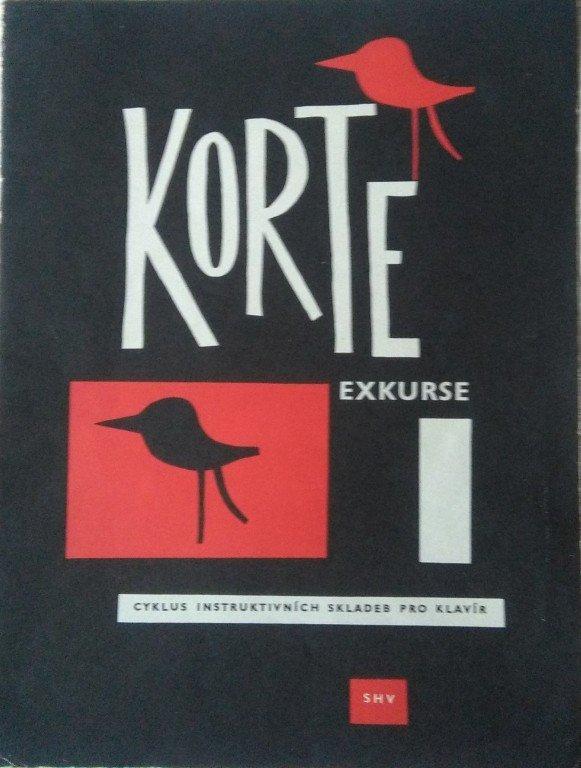 Korte Oldřich: Exkurze pro klavír