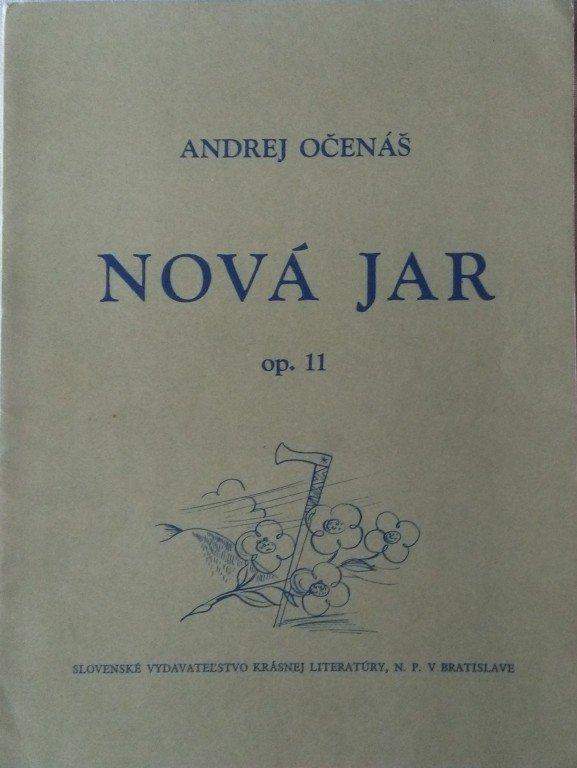 Očenáš Andrej: Nová jar op.11
