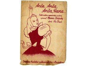 Stránsky Marian upr.: Anča, Anča, Anča, Hana... fox
