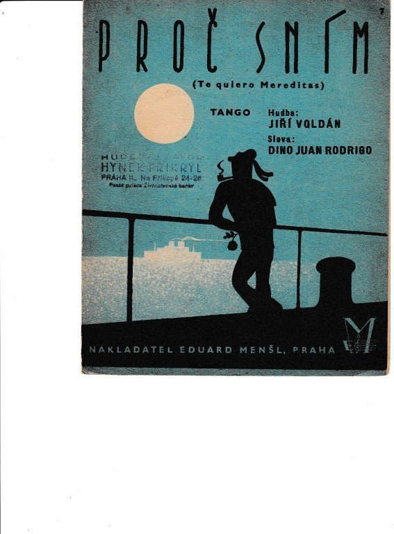 Rodrigo Dino Juan : Proč sním... tango