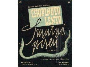 Chopin Fryderyk: Chopinovo Lento - Smutná píseň /2