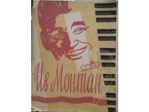 Montand Yves zpívá