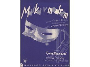 Raymond Fred: Maska v modrém-písně z filmu