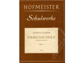 Knauer-Behsing : Paukenschule Heft II