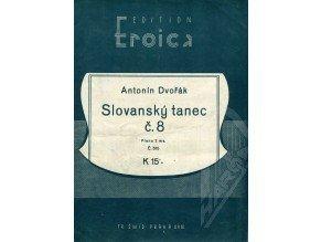 Dvořák Ant.: Slovanský tanec č.8 (2)