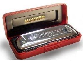 Hohner Golden Melody A foukací harmonika