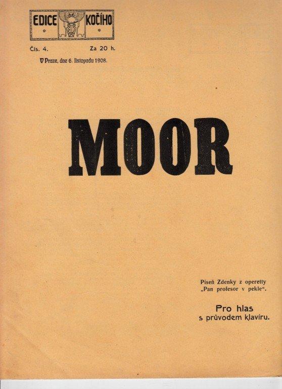 "Moor Karel : ""Pan profesor v pekle"": píseň Zdeňky"