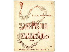 Huřík Lad,: Zavoněla rezeda - polka (v edici č.200)