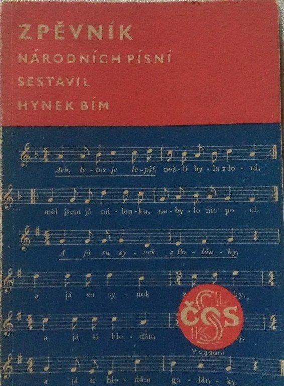 Zpěvník národních písní