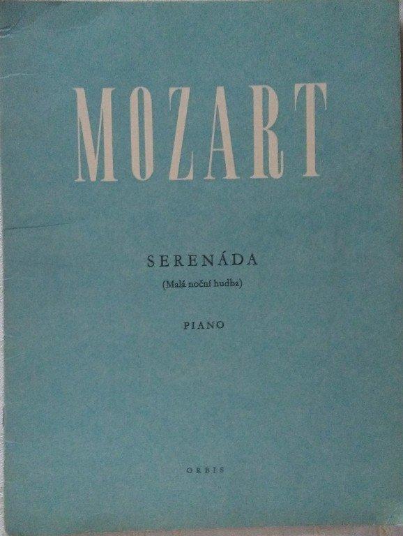 Mozart W.A.: Serenáda (Malá noční hudba)