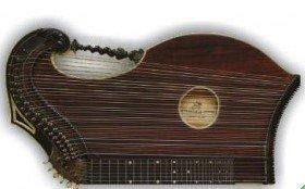 Gor strings-Citerové struny