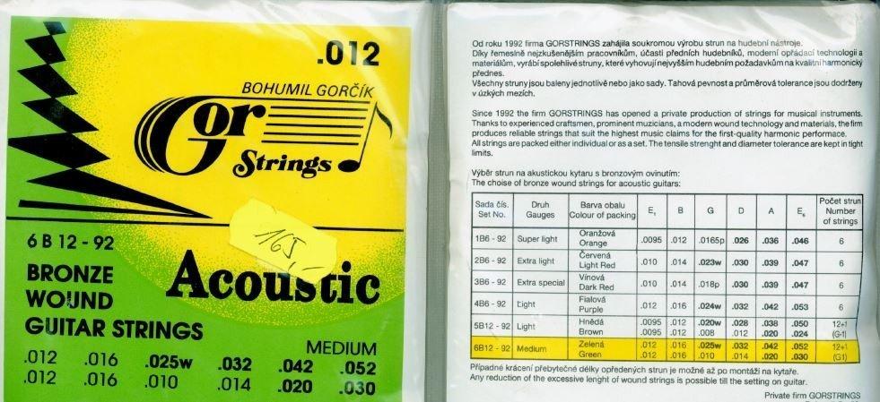 Gorstrings 6B1292