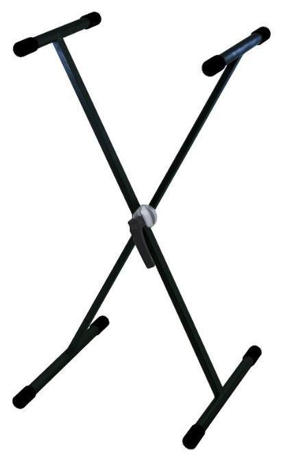 Klávesový stojan X Easy Gear černý