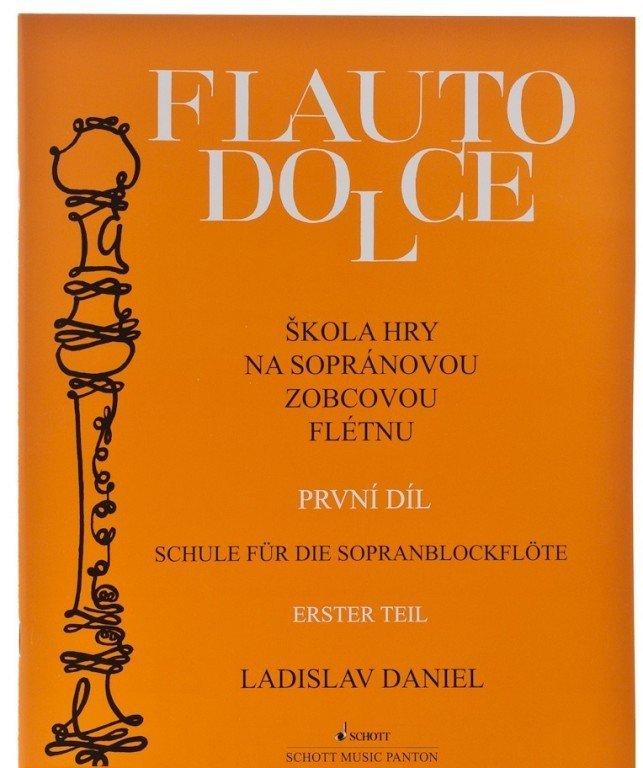 Ladislav Daniel: Flauto Dolce 1.díl