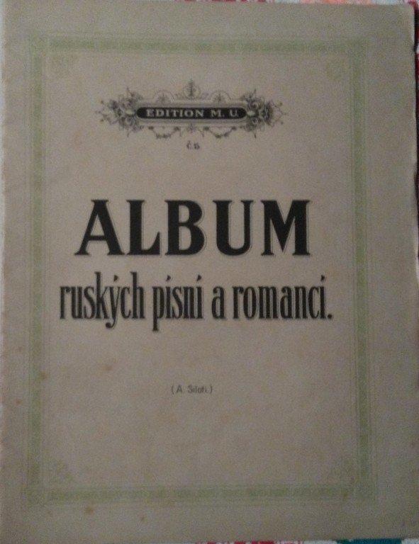 Album ruských písní a romancí