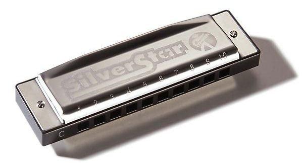 Hohner Silver Star C Dur