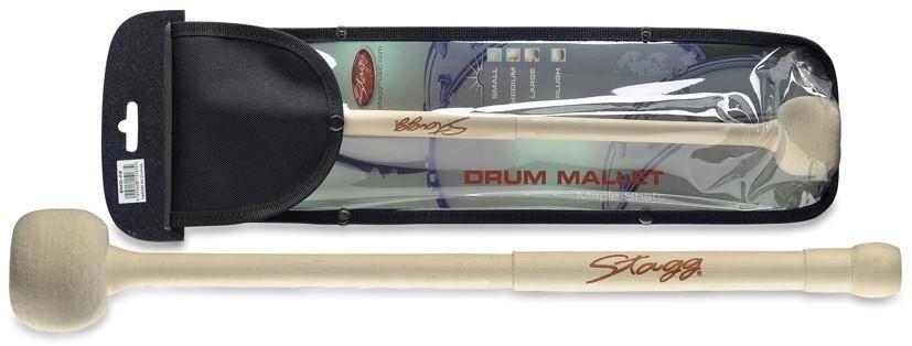 Stagg SMD-F2, palička pro buben basový, střední