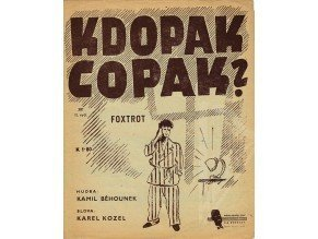 Běhounek Kamil: Kdopak - copak? - foxtrot /2