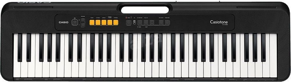 CASIO CT S100 keyboard + adapter zdarma
