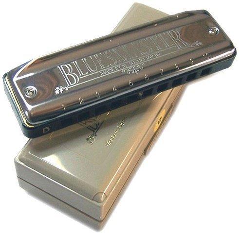 Suzuki MR-250 C Bluesmaster harmonika diatonická