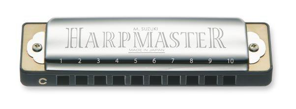 Suzuki MR-200 C Harpmaster harmonika diatonická