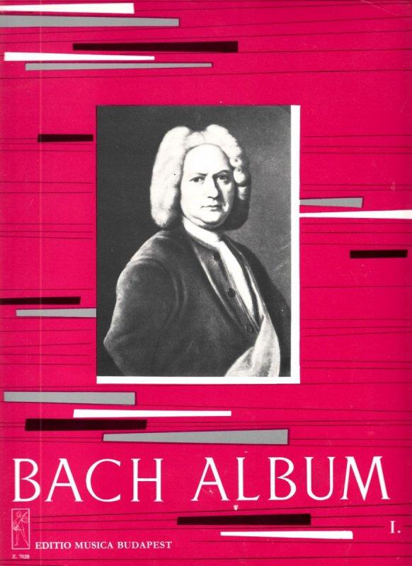 Bach Album I.