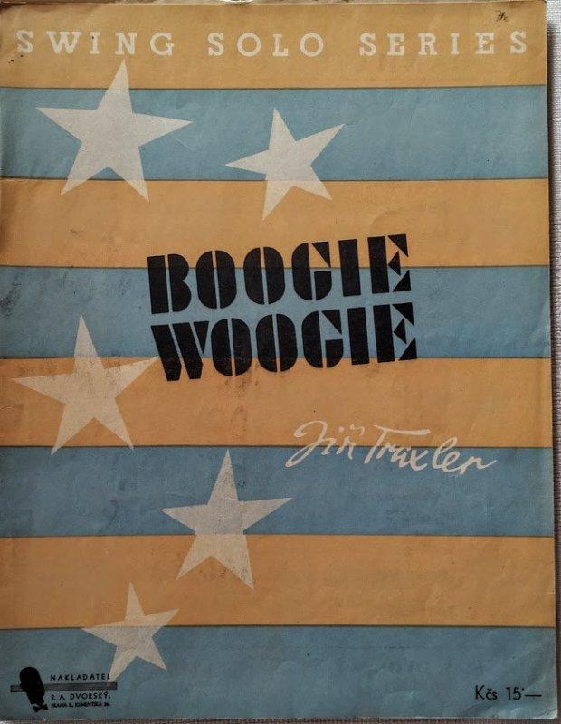 Traxler Jiří: Boogie Woogie