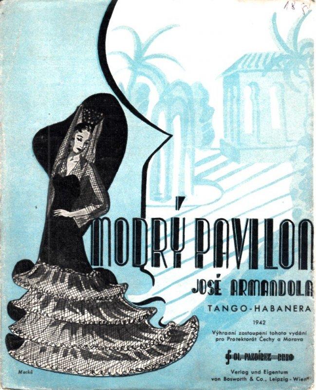 Armandola José: Modrý pavilon - tango-habanera /2