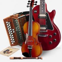 Použité hudební nástroje Bazar