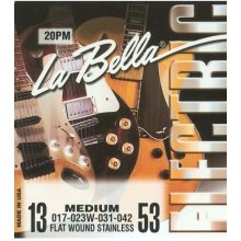 La Bella 20PM struny el. kytara