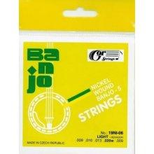 Gorstrings Banjo 5 strunné struny 0,009