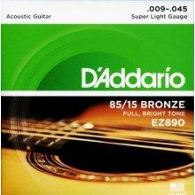 D'Addario EZ 890 struny na akustickou kytaru