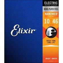 Elixir 12052 .010 -.046 struny na el.kytaru