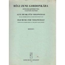 Alte Musik für Violoncello