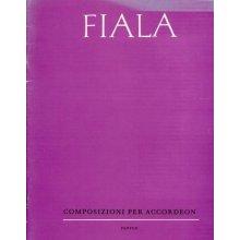 Fiala:Composizioni per Accordeon