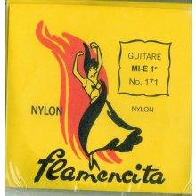 Flamencita struny nylon