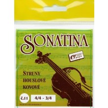 GorStrings Sonatina č.11 houslové struny