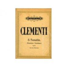 Clementi Muzio: 6 sonatin op.36