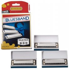 HOHNER Blues Band ValuePack (C-, G-, A-major)