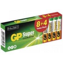 GP Baterie AAA 1,5V LR03 baterie malá tužková