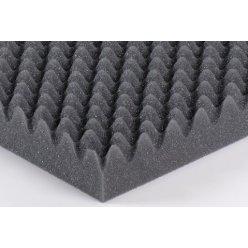Akustický molitan Vlnky 4,5cm 100x100