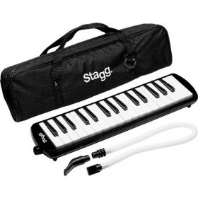 Stagg MELOSTA 32 BK klávesová harmonika