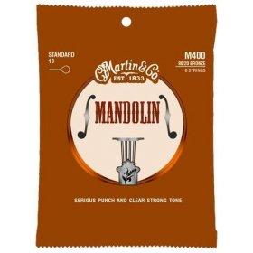 Martin M400 struny pro mandolínu