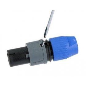 Neutrik speakon cable female 2 pole