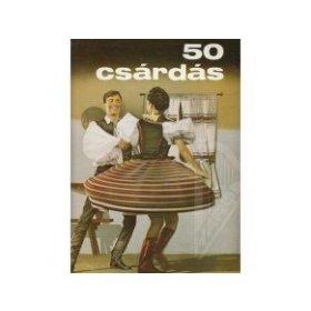 50 czárdás - maďarské taneční písně