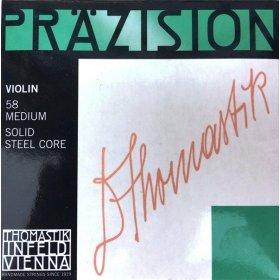 Thomastik Präzision 58 medium houslové struny 4/4