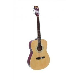 Dimavery AW-303- kytara typu western, natural