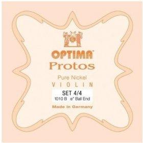 Optima Protos set 4/4 houslové struny