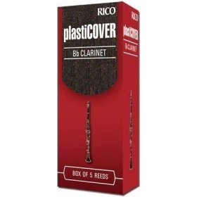 Rico Plasticover Bb klarinet tvrdost 2 1\2